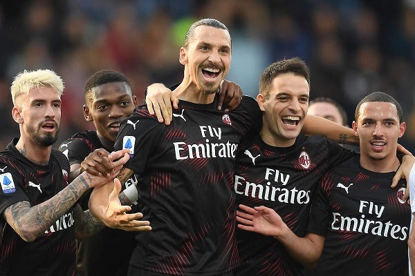 Cagliari vs AC Milan Prediction