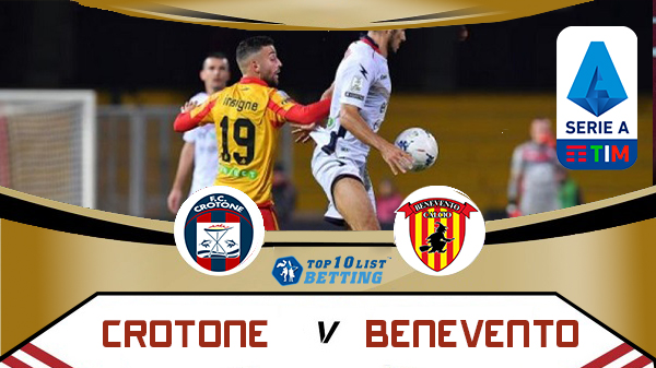 Crotone vs Benevento Prediction
