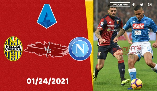 Hellas Verona vs Napoli Prediction