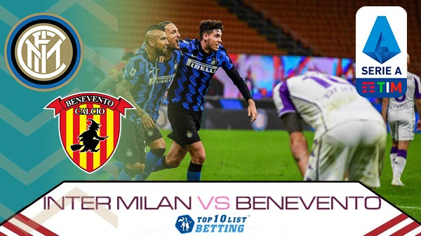 Inter Milan vs Benevento Prediction