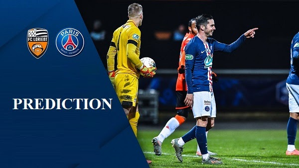 Lorient vs PSG Prediction