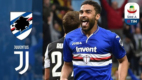 Sampdoria vs Juventus Prediction
