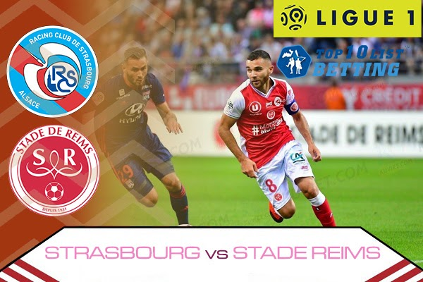 Strasbourg vs Stade Reims Prediction