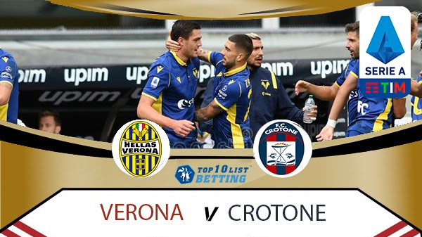 Verona vs Crotone Prediction