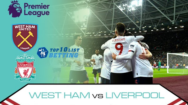 West Ham vs Liverpool Prediction