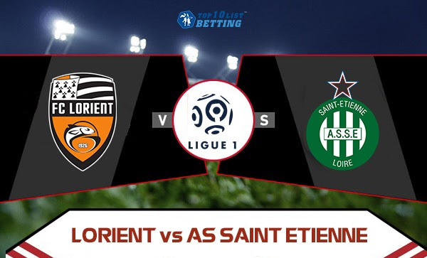 Lorient vs St Etienne Prediction
