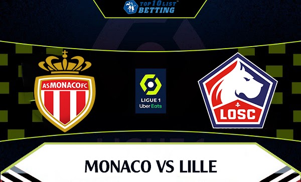 AS Monaco vs Lille Prediction