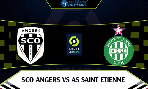 Angers vs St Etienne Prediction