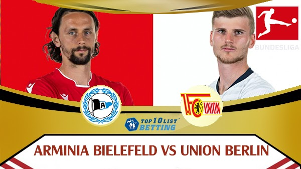 Arminia Bielefeld vs Union Berlin Prediction