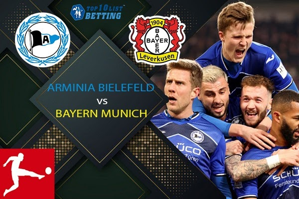 Bayer Leverkusen vs Arminia Bielefeld Prediction
