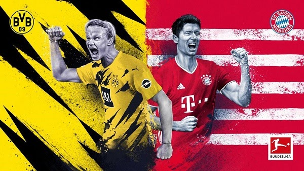 Bayern Munich vs Borussia Dortmund Prediction