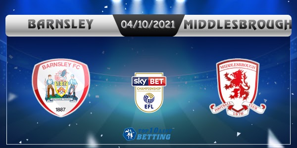 Barnsley vs Middlesbrough Prediction