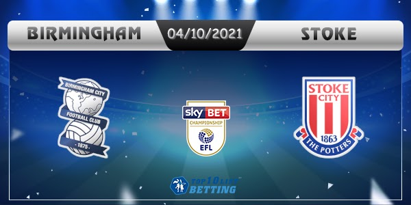 Birmingham vs Stoke Prediction