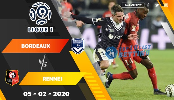 Bordeaux vs Rennes Prediction