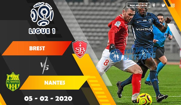 Brest vs Nantes Prediction