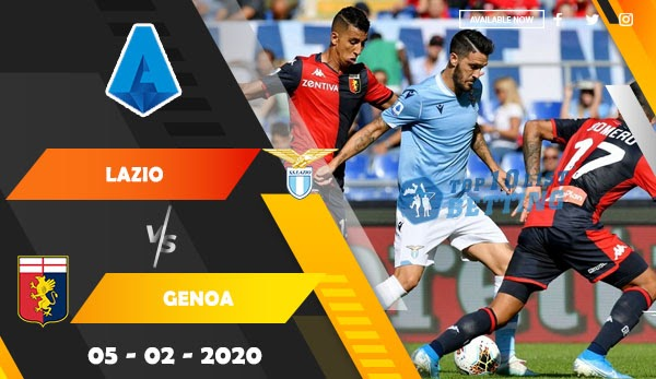 Lazio vs Genoa Prediction