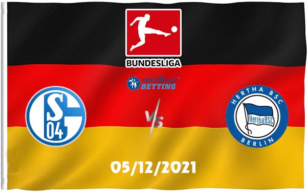Schalke vs Hertha Berlin Prediction